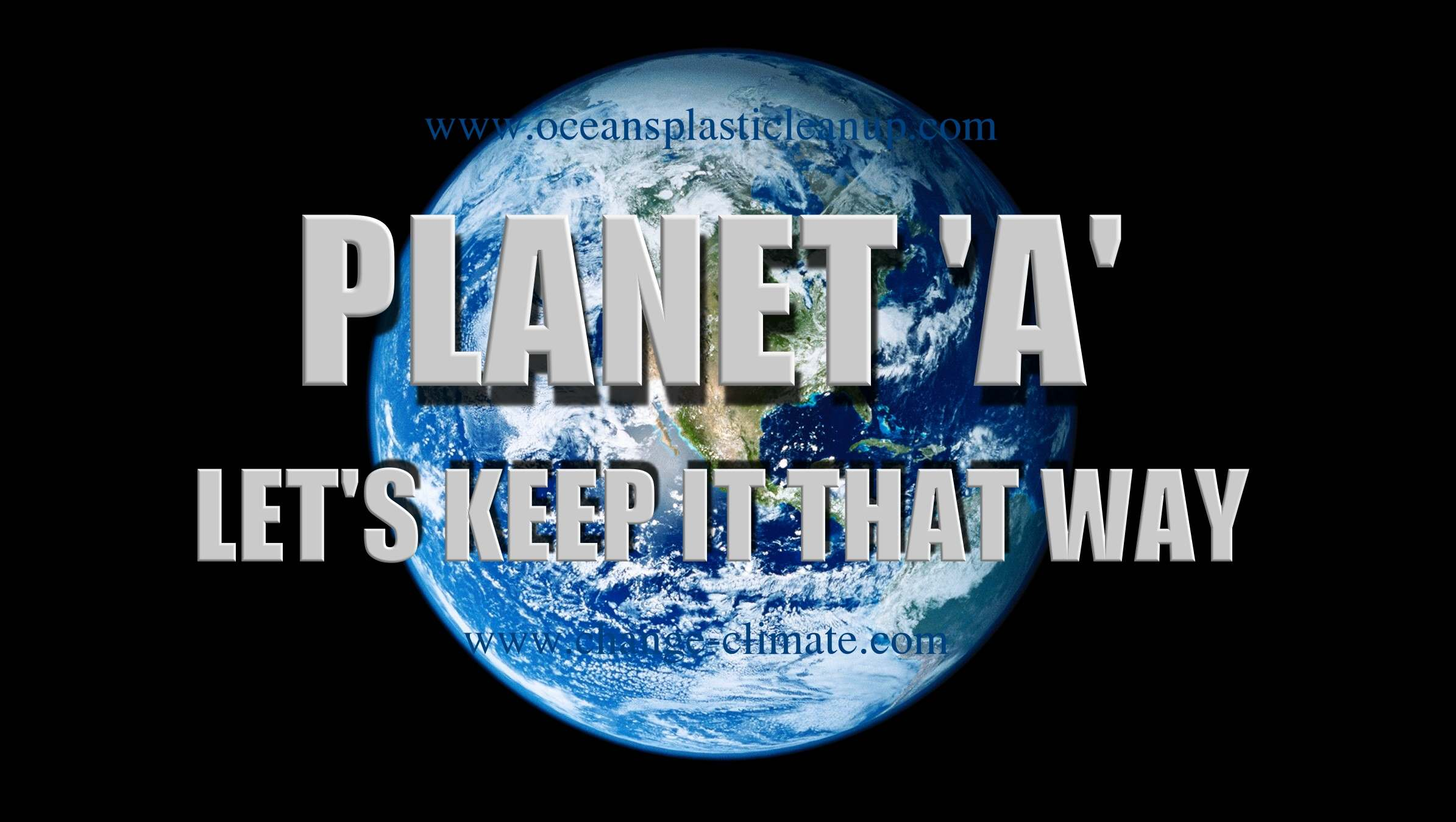 Planet A is being threatened by G20 politics that is not working