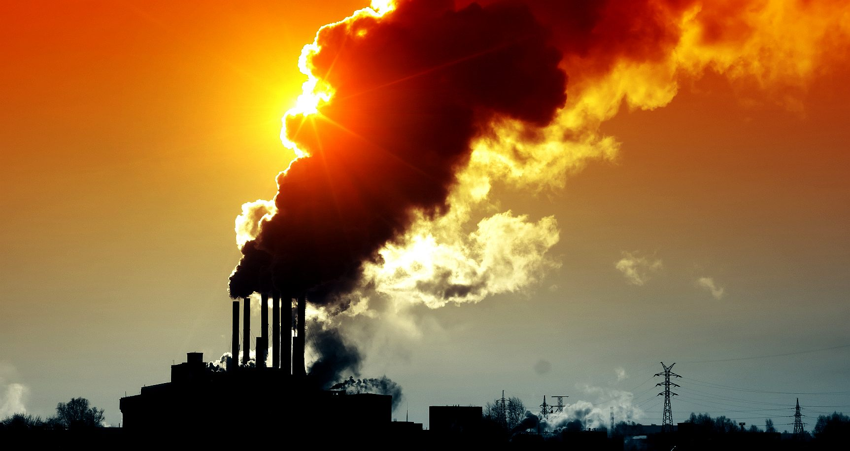 Factories churn out greenhouse gases by the bucket load